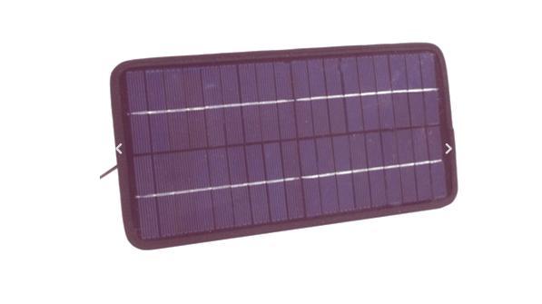cargador solar coche