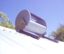 Turbina eólica para el hogar