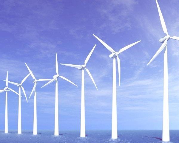 Molino de viento personal para generar energía eólica