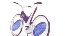 Bicicleta solar