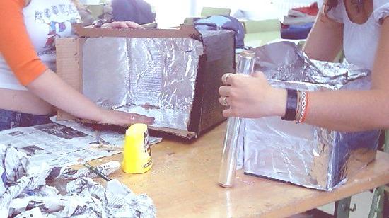 Construyendo Nuestro Panel Solar Erenovable Com