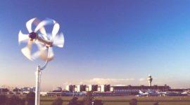 Energía eólica para el hogar
