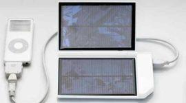 Top 10 de los mejores cargadores solares para gadgets