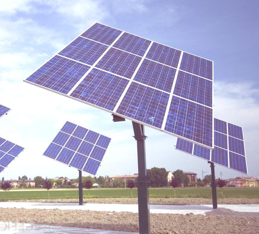C mo funcionan los paneles solares - Casas con placas solares ...
