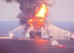 Recordamos   Derrame de petróleo en Golfo de México. Marea negra en Luisiana