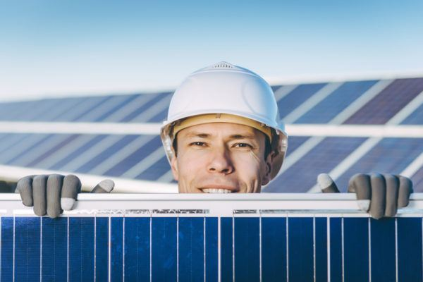 Conversion fotovoltaica como funciona
