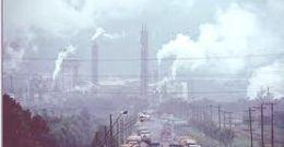 Niveles contaminacion atmosferica España