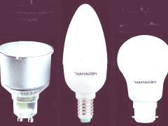 Bombillas bajo consumo, comparacion de modelos