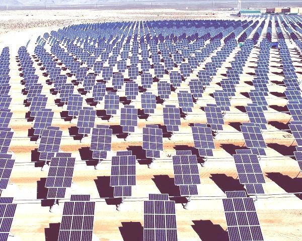 historia energia solar
