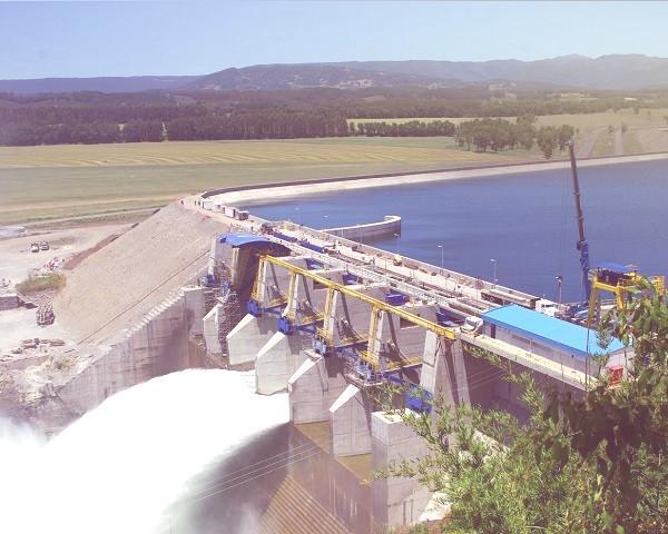 presa energia hidraulica