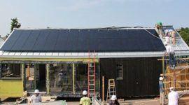 Solar Decatlon | Casa Solar de Middlebury