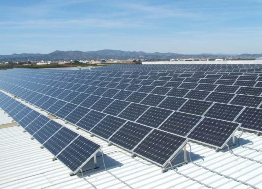 La energ a solar fotovoltaica for Baterias placas solares