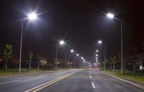 Ahorro energético con farolas LED