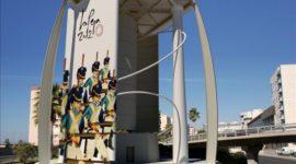 Prototipo de turbina vertical para lograr energía eólica en las ciudades