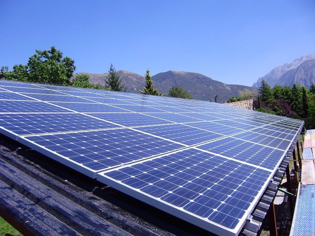 energia solar paneles: