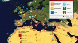 El proyecto Supergrid para llevar la energía solar de África a Europa encuentra obstáculos