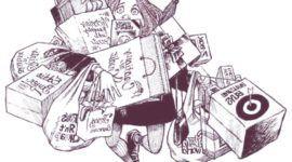 Medio ambiente, víctima del consumismo