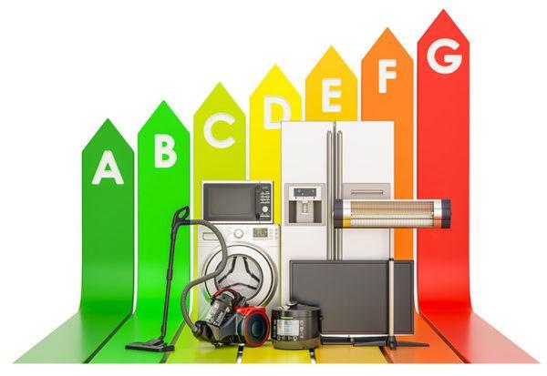 Etiqueta energetica electrodomesticos