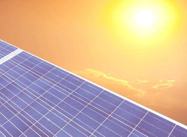 Funcionamiento de los paneles solares - Tipos de paneles solares ...