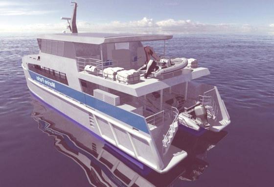 catamaran-solar