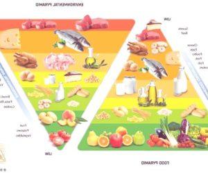 Qué alimentos comer para favorecer la sostenibilidad y nuestra salud – La doble Pirámide de alimentos