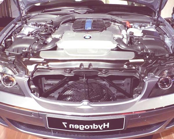 Tipos motor hidrogeno
