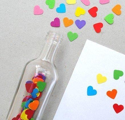 carta con sorpresa regalo original dia de san valentin