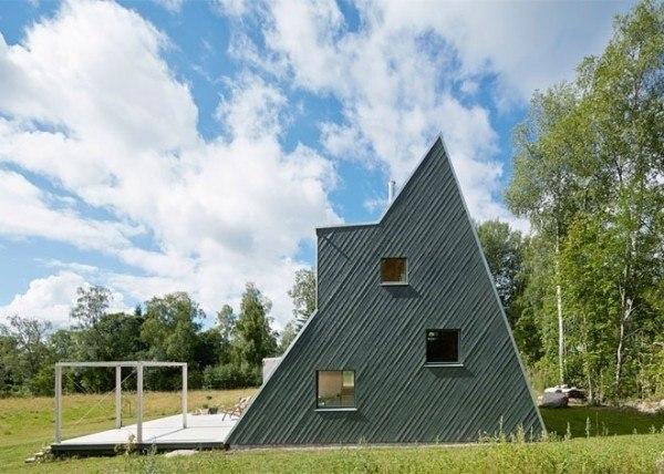 casa materiales reciclados