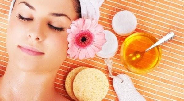miel para cuidar piel