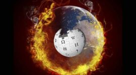 "La vida secreta del ""calentamiento global"" en la Wikipedia"