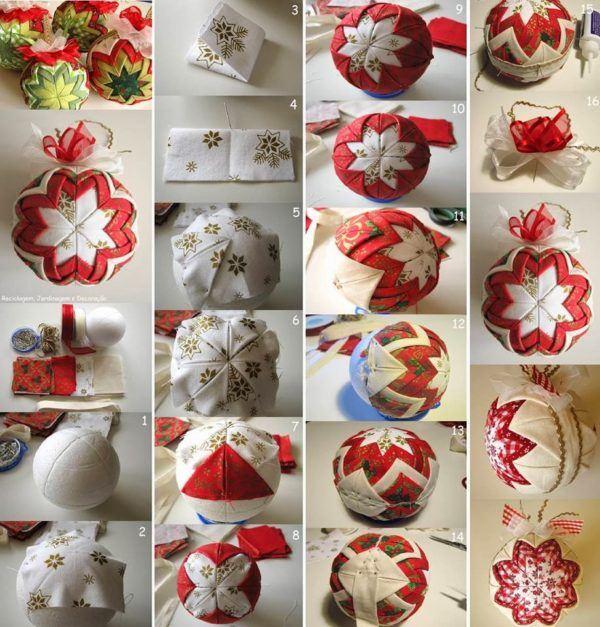 adornos-navidenos-reciclados-paso-a-paso-bola