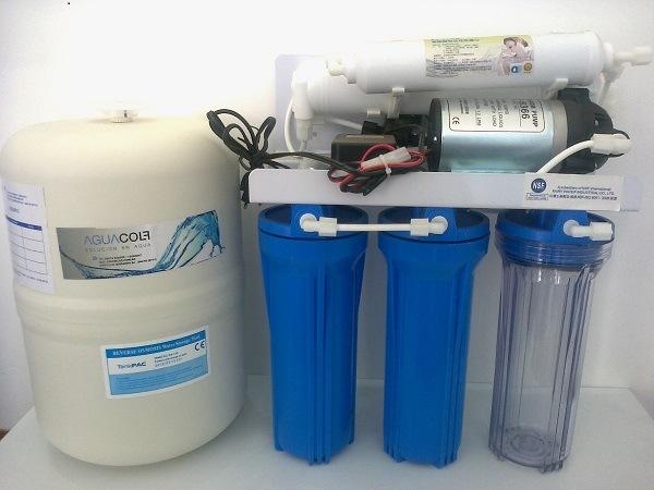 purificador osmosis