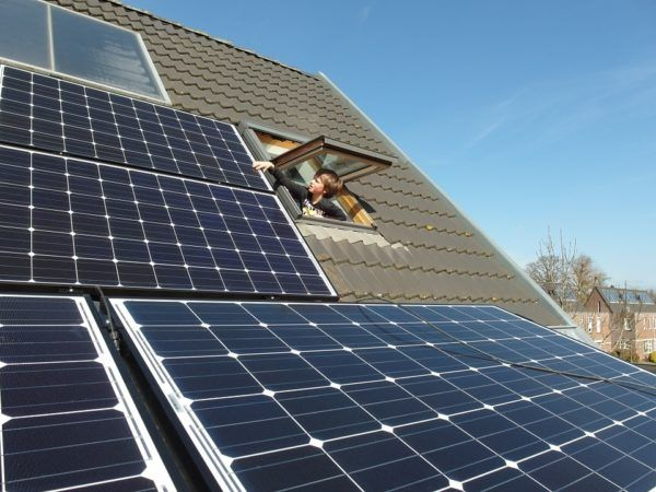 Solar panels to install yourself