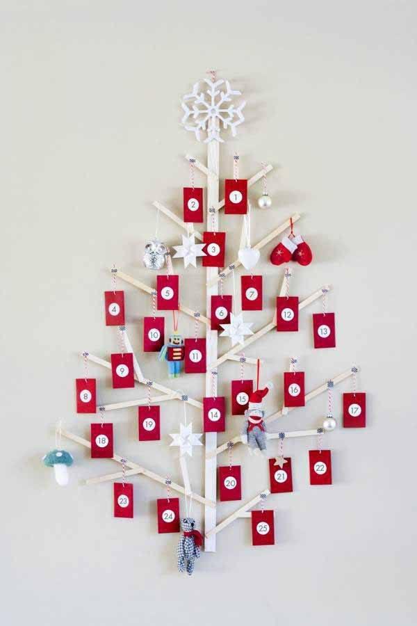de 50 fotos Árboles de Navidad Reciclados: Árbol de Navidad Reciclado