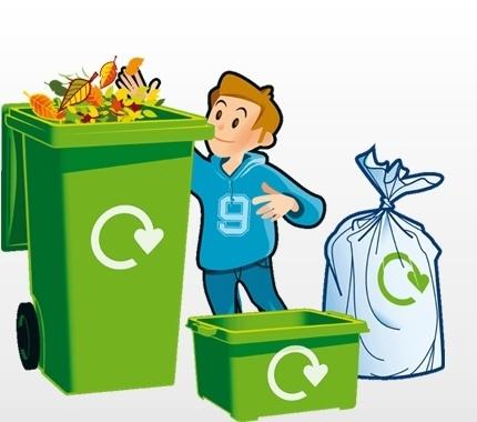 D a mundial del reciclaje 2017 c mo celebrarlo for Suelo organico dibujo animado