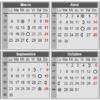 El calendario lunar Septiembre 2019 para huerto y el jardín