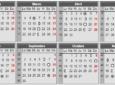 El calendario lunar Julio 2019 para huerto y el jardín