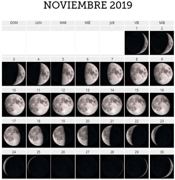Calendario Lunar De Siembra.El Calendario Lunar Agosto 2019 Para Huerto Y El Jardin Erenovable Com