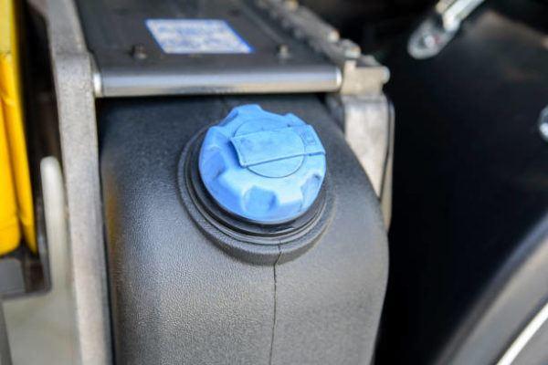 Diesel azul biodiesel