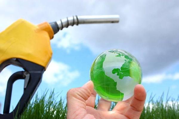 Diesel azul biodiesel medio ambiente