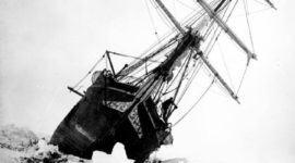 La historia del buque 'Endurance': el barco que naufragó en la Antártida hace 100 años